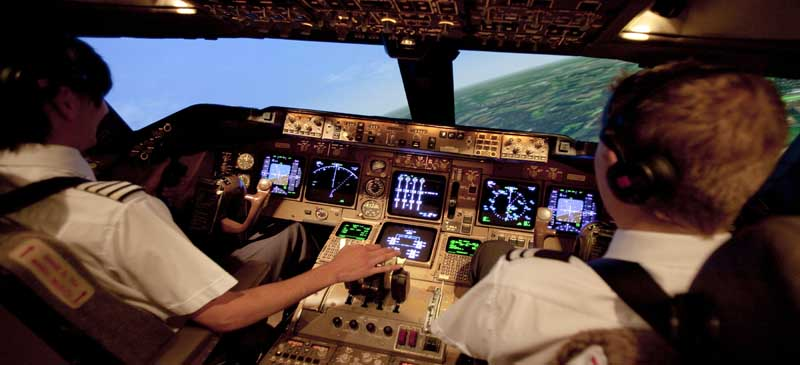 BA pilots are to be given iPads