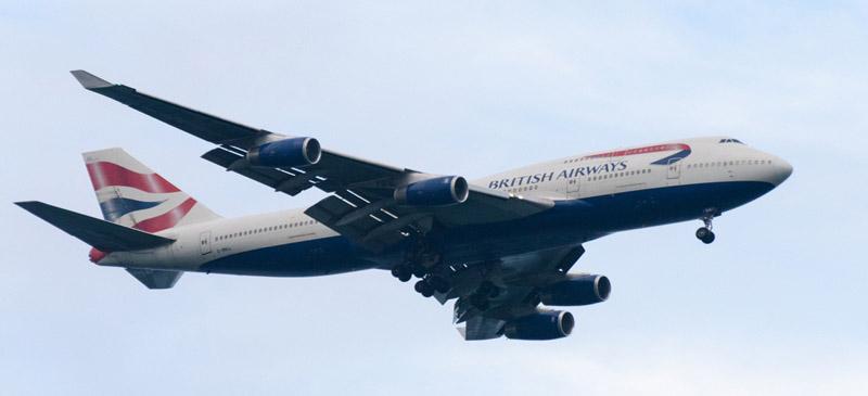 New flights to China... British Airways