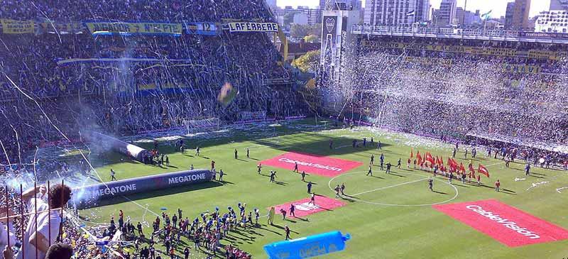 Boca Juniors La Bombonera Superclasico 10 most passionate football rivalries in the world