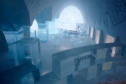 Ice Hotel - Jukkasjarvi Sweden