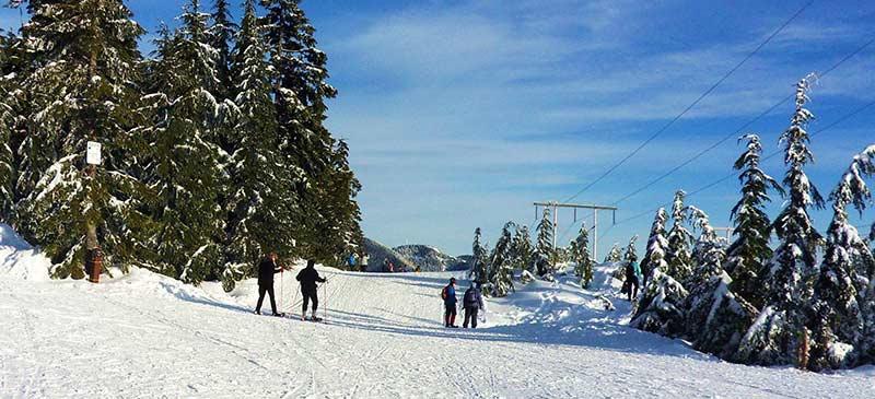 Adult only ski holidays