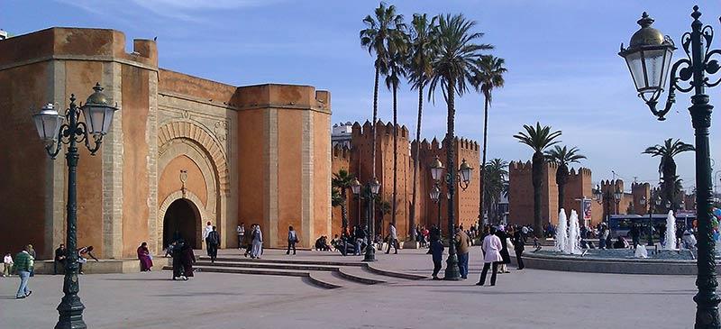 Rabat UNESCO World Heritage site