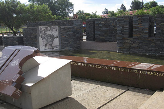 Hector Pieterson Memorial Site, Johannesburg