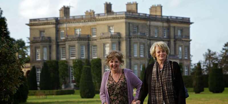 Hedsor House - England on film and TV