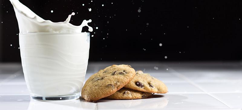 Hotel milk and cookies hotline