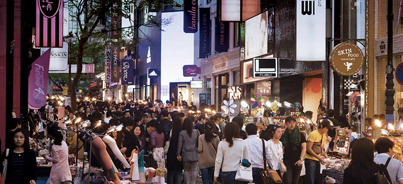 Travel Channel - win a trip to Seoul