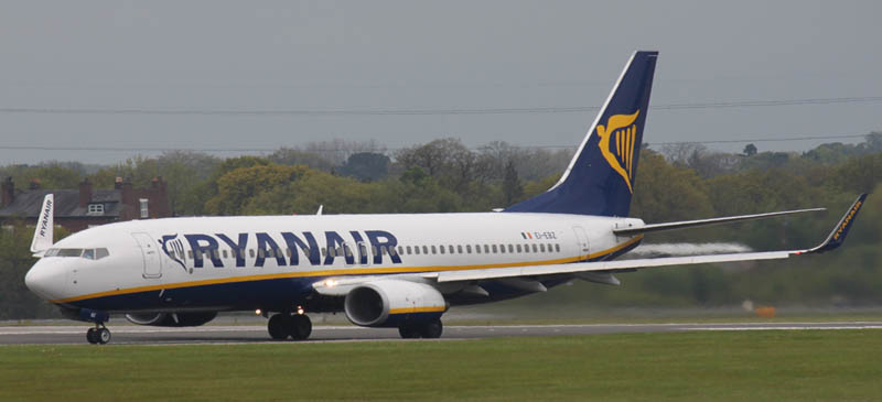 New Dutch base... Ryanair