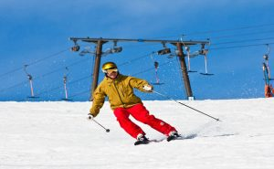 Brits are being urged to be cautious on the slopes