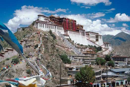 Tibet, Nepal