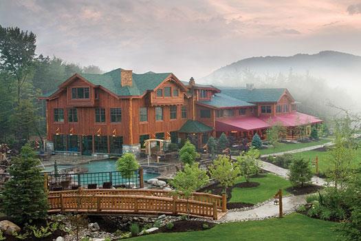 Whiteface Lodge Resort, Lake Placid, New York