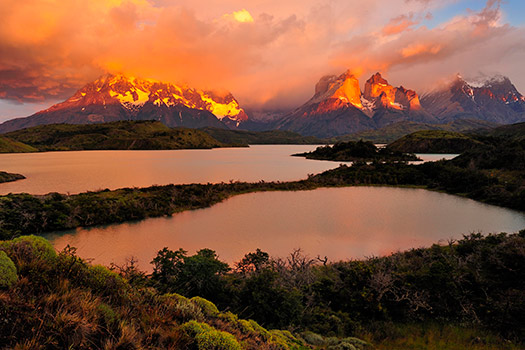Photographic expeditions - Chile