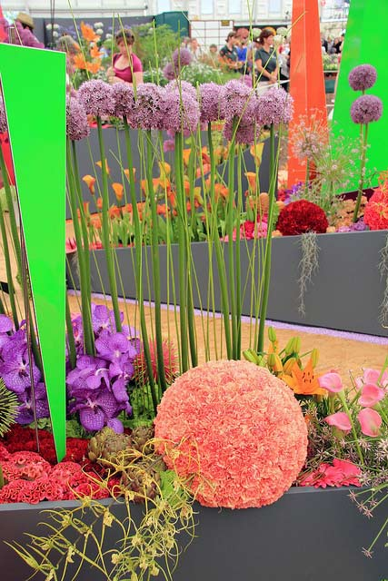 100 years of the Chelsea Flower Show