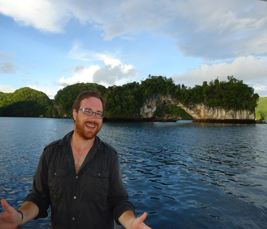 Country Number 197: Palau — at Rock Islands Palau.