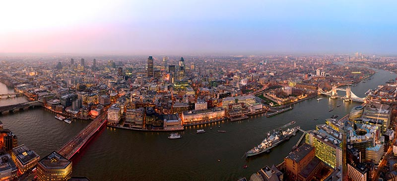 Hints and tips for visiting The View from The Shard