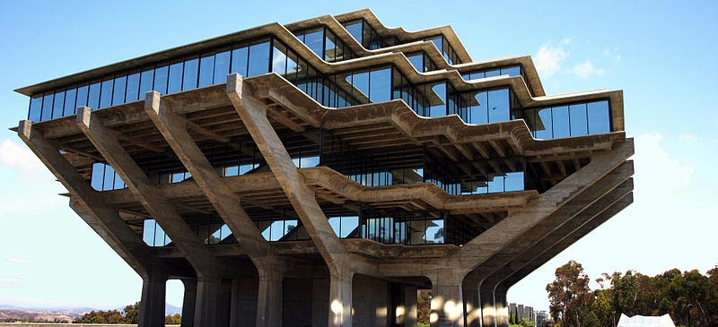 Geisel - Most inspirational libraries in the world