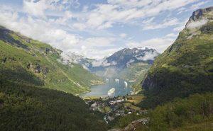 Hiking like a viking - Geirangerfyord