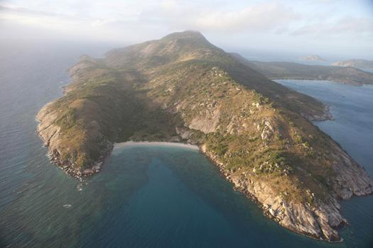 Lizard Island on the Great Barrier Reef, Australia