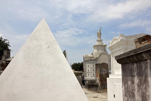 Saint Louis Cemetery, New Orleans