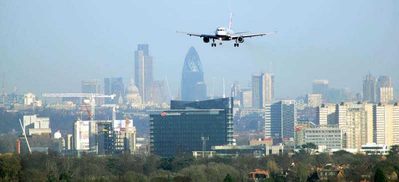We may have to pay more to fly from Heathrow or Gatwick