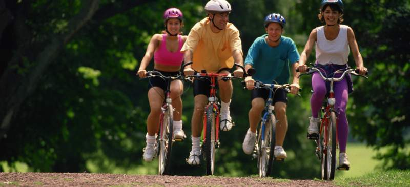 Try a cycling holiday this year