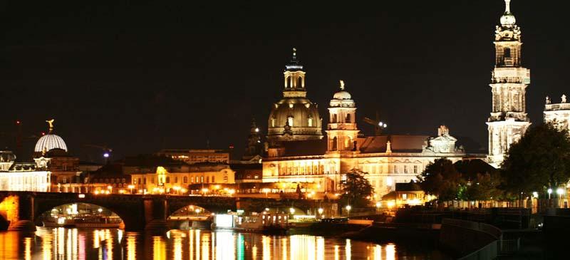 Best for hotels... Dresden