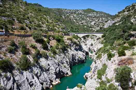 River Hérault