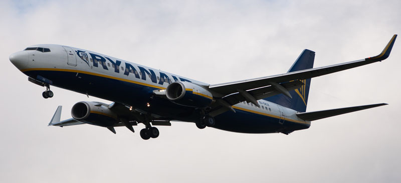 Strong performance in 2012... Ryanair