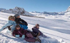 Take your family skiing this Easter