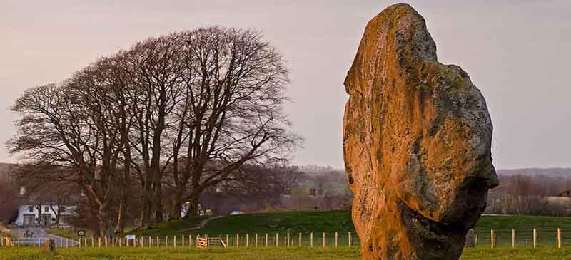 World heritage site... Avebury