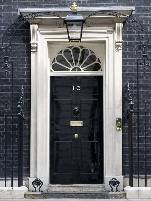Number 10 Downing Street, London