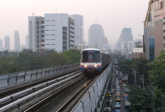 BTS Skytrain, Bangkok - TripAdvisor's most talked about attractions of 2012