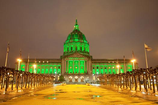 City Hall, San Francisco, California, USA