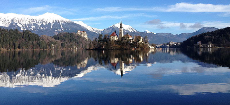 Lake Bled - 10 most awe-inspiring lakes in the world