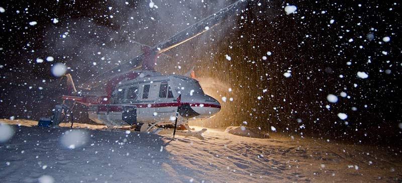 Heli-ski mythbusting