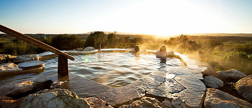 Top 10 Thermal Springs around the world