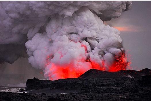 Smokin' Kilauea Volcano