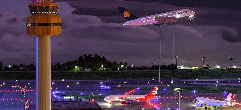 Miniatur Wunderland - Best miniature airport in the world