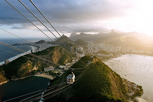Sugarloaf Mountain, Rio de Janeiro - TripAdvisor's most talked about attractions of 2012