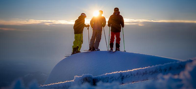 Train as a ski instructor