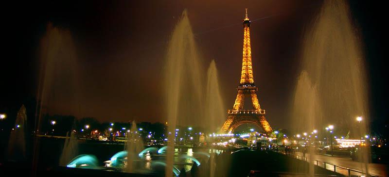 Surge in interest... Paris