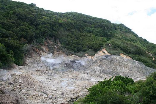 Drive-in volcano - Soufriere, Saint Lucia