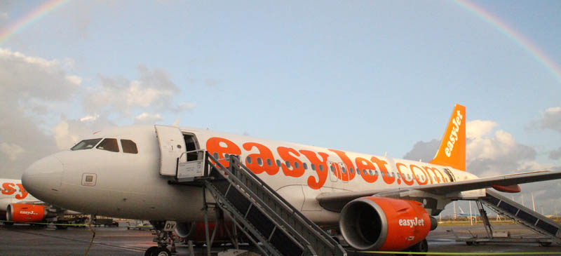 New Stansted flights... easyJet