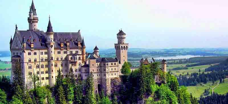 Where can you go for a fairytale adventure?