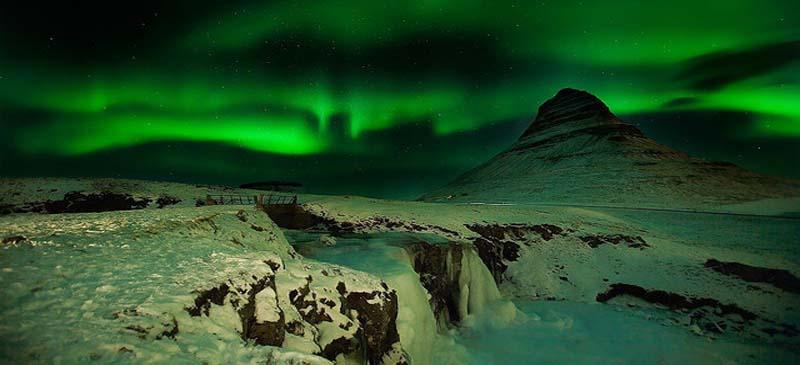 Popular tourist destination... Iceland