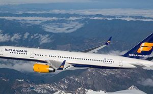 New flights from Gatwick... Icelandair