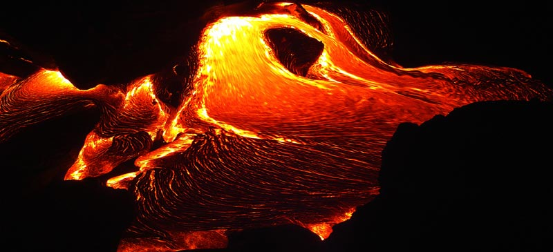 The best places in the world to see lava
