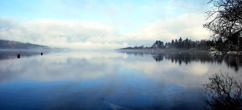 Romantic destination... Lake Windermere