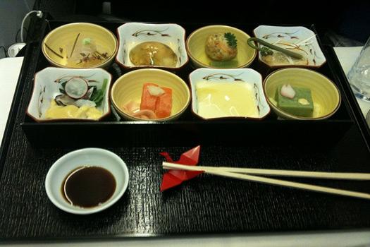 Kaiseki meal – Japan Airlines
