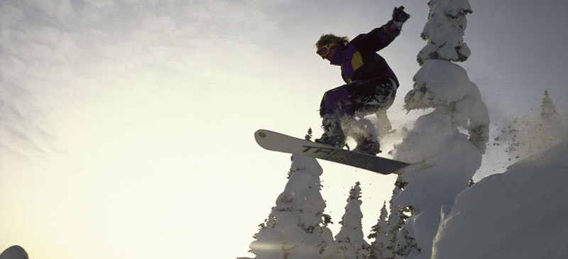 Where can you go snowboarding this season?