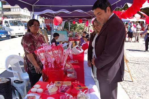Valentine's Day in Latin America